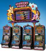 Jackpot Party Progressive the  Slot Machine