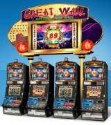 Jewels of Isis [Great Wall] the  Slot Machine