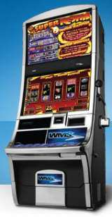 Record Jackpots [Hot Hot Super Respin] the  Slot Machine