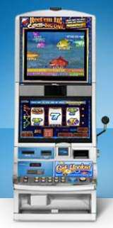 Get Hooked [Reel 'Em In! Catch That Big One] the Slot Machine