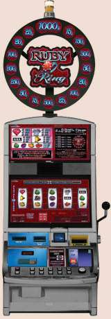 Ruby Ring the  Slot Machine