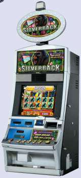 Silverback [Wrap Around Pays] the  Slot Machine
