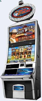 John Wayne [Spinning Streak] the  Slot Machine