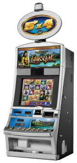 Lancelot [G+ 5x4] the Slot Machine
