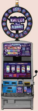 Wild Flurry the  Slot Machine