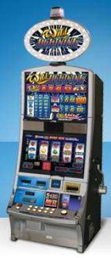 Wild Lightning the  Slot Machine