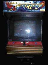 Section Z the  Arcade Video Game