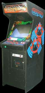 Berzerk the Arcade Video Game PCB