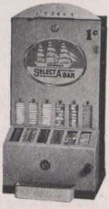 Select-A-Bar the  Vending Machine