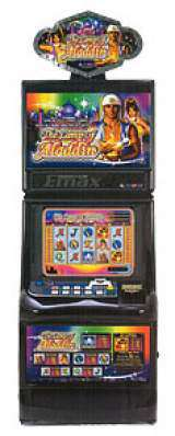 The Lamp of Aladdin the  Slot Machine