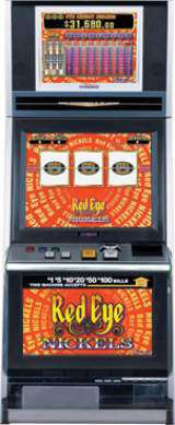 Red Eye Nickels the  Slot Machine