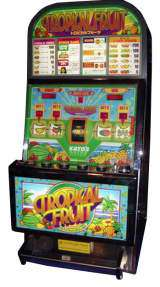 Tropical Fruit the  Slot Machine