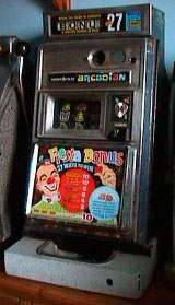 Fiesta Bonus [Aristocrat Arcadian] the  Slot Machine