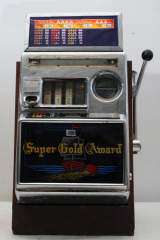 Super Gold Award the  Slot Machine