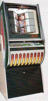Rock-Ola Rocket the  Jukebox