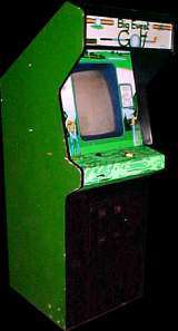 Big Event Golf the  Arcade Video Game PCB