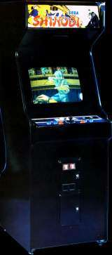 Shinobi [Model 317-0049] Arcade Video Game