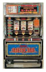 Americana Bonus Win the Pachislot