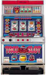 Taco Slot - The Amazing Character Octopus the  Pachislot