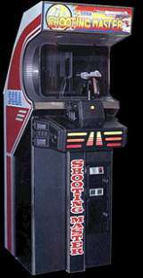 Shooting Master the  Arcade Video Game