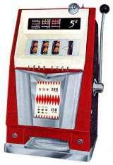 Sega slot maskine historie