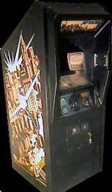 Sky Raiders the  Arcade Video Game