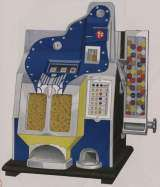 Q.T. Bell [Blue & Gold] the  Slot Machine