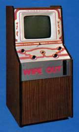 Wipe Out the  Arcade PCB