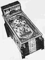 1937 Daily Races the  Pinball