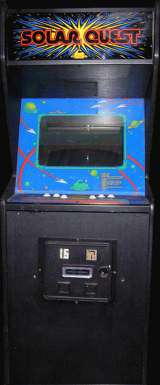 Solar Quest the Arcade Video game