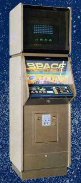 Space Attack [Upright model] Arcade Video Game