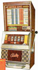 Extra Line Continental [Model 917-1] the  Slot Machine