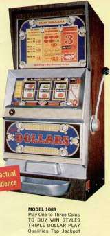Dollars [Model 1089] the Slot Machine