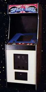 Space Bird the  Arcade Video Game
