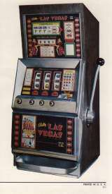 Las Vegas IV [Model 1040] the Slot Machine