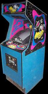 Space Bugger the Arcade Video Game