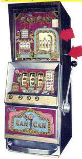 Can-Can [Model 1068] the  Slot Machine