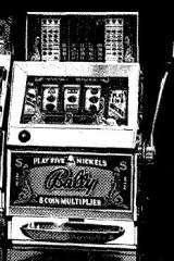 Model E1209 the Slot Machine