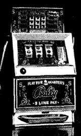Model E1212 the Slot Machine