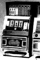 Model E2209 the  Slot Machine