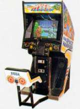 Space Harrier the  Arcade PCB