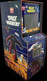 Space Invaders the  Arcade Video Game PCB