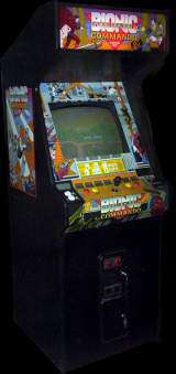 Bionic Commando the Arcade Video game