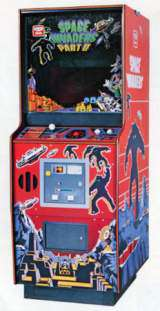 Space Invaders Part II the  Arcade Video Game