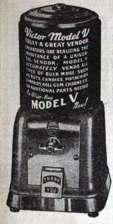 Model V the Coin-op Vending Machine