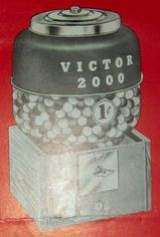 Victor 2000 the  Vending Machine