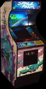 Space Panic the Arcade Video game
