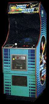 Space Seeker the  Arcade Video Game