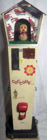 Coccode the  Vending Machine