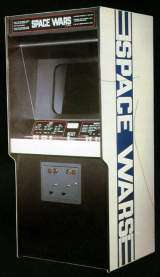 Space Wars the  Arcade PCB
